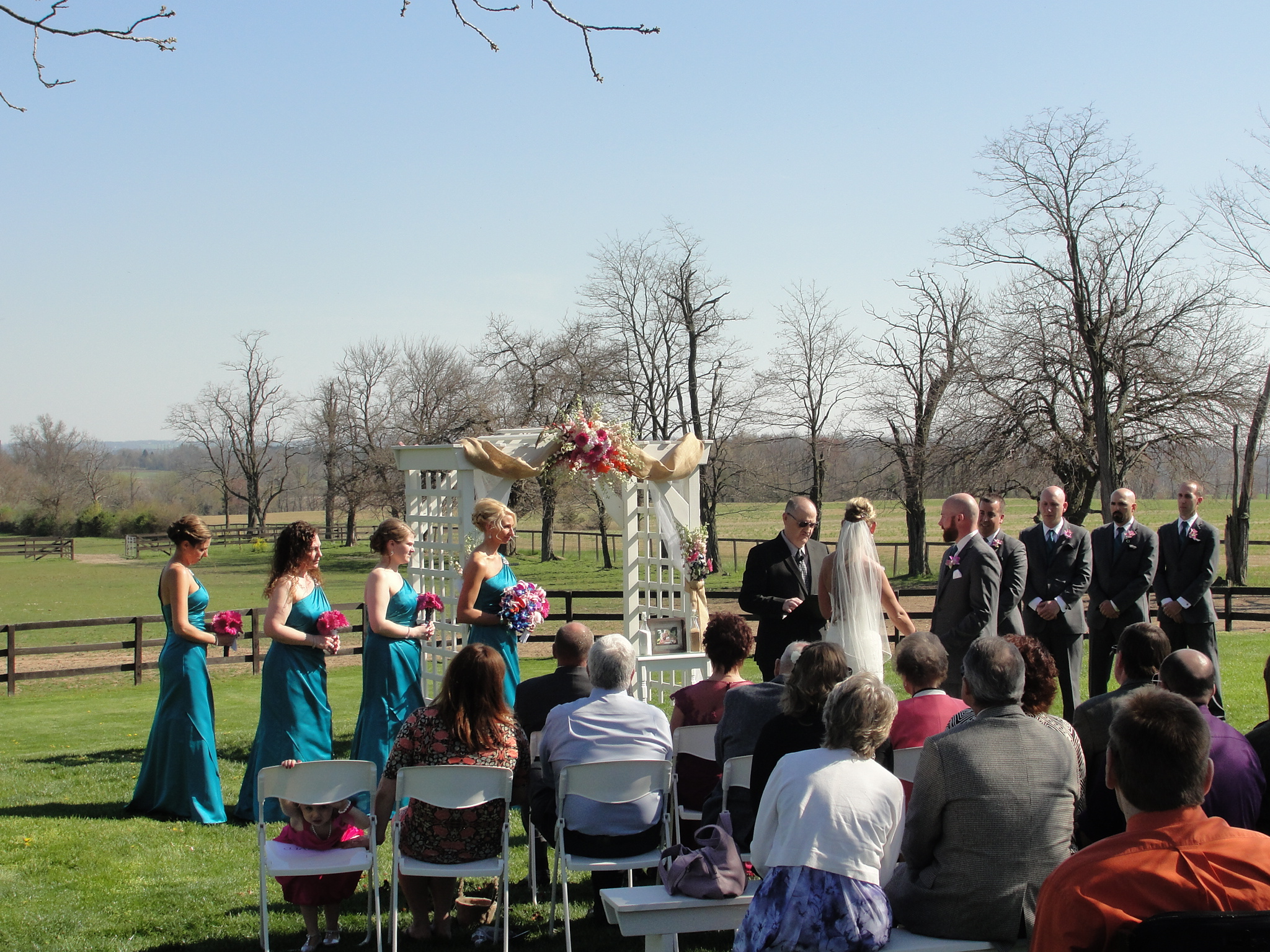 Wedding Dj York Pa Lakeview Farms