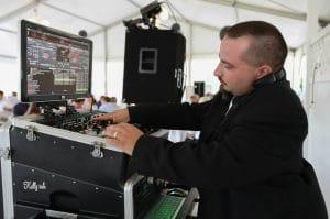 DJ Craig Glatfelter