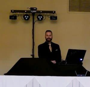 DJ Patrick Curran